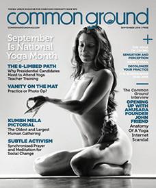 Michelle Cordero - Common Ground Magazine