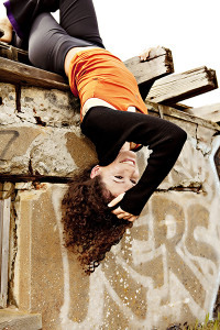 Michelle upside down wall 600